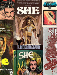 She-Who Must Be Obeyed by H Rider Haggard